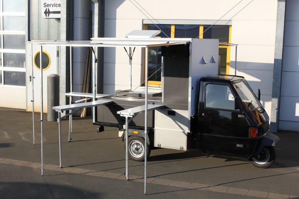 Anhängerbau Gotha Imbisswagen