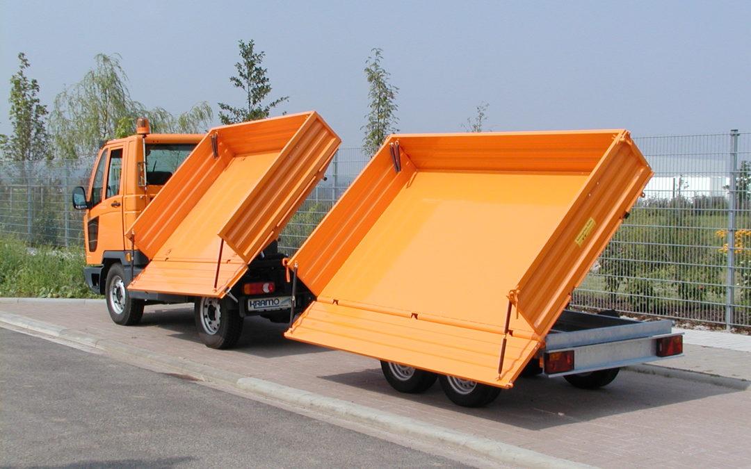 Multicar-Dreiseiten-Kipper M24.27x15